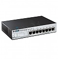 D-LINK DES-1210-08P 8-Port 10/100 Smart PoE Switch