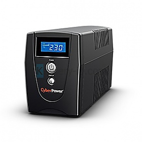 CyberPower UPS Value1000EILCD (1000VA, 550W)