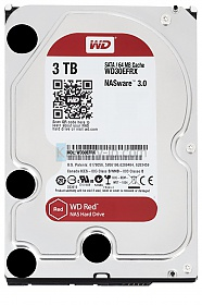Dysk WD Red WD30EFRX (3 TB ; 3.5