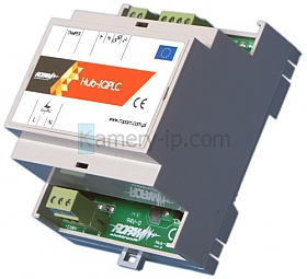 Koncentrator systemowy Ropam Elektronik Hub-IQPLC-D4M (NeoGSM-IP-64, OptimaGSM, RopamNET)