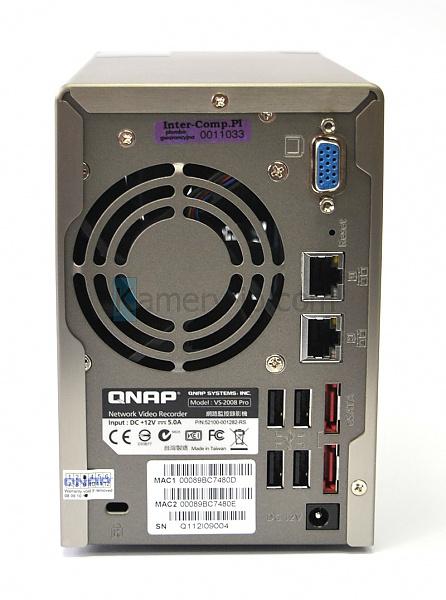 QNAP VS-2008 Pro NVR New